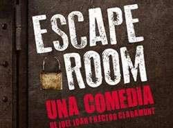 """""""ESCAPE ROOM"""" una comedia perfecta, que juega con los tópicos del humor y las relaciones de pareja"""
